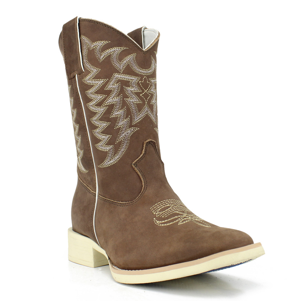 Bota Made in Lida Mad Dog Tabaco BD001
