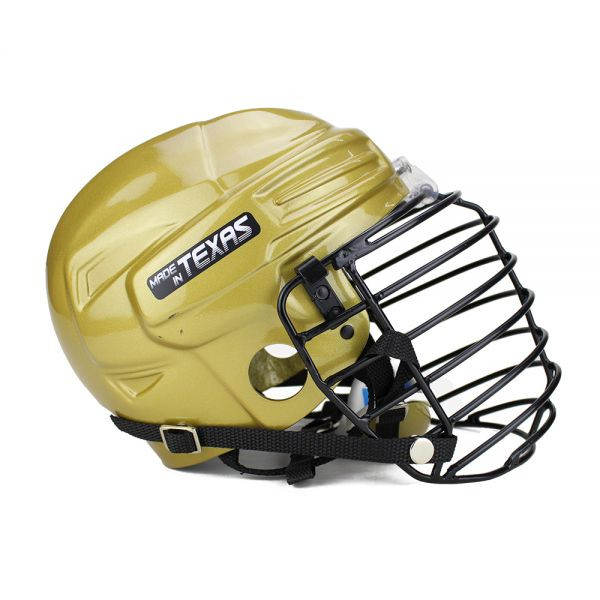 Capacete Montaria Made in Texas - Ouro